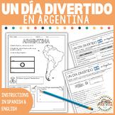 El Pretérito - Spanish Preterite Practice (Project)