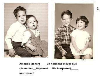 El Preterito o el Imperfecto:  La vida de Amanda