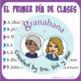 De Regreso a la Escuela: El Primer Día de Clases * A Novice Conversation Starter
