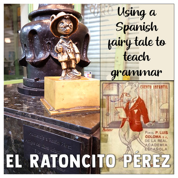 El Ratoncito Pérez - The toothfairy is a mouse! - Diminuti