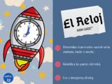 El Reloj - Boom Cards