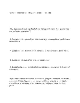 El Revolver por Emilia Pardo Bazán (análisis literario)