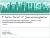 El Robo - Episode 1 - Duolingo podcast - Google Form quiz
