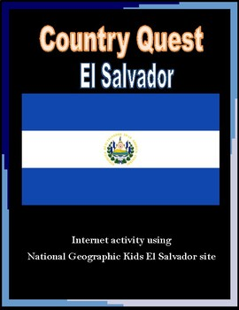 El Salvador Culture Packet