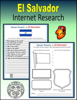 El Salvador (Internet Research)