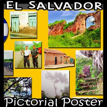 El Salvador  Photo Poster - Horizontal