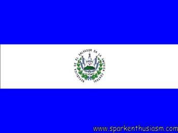 El Salvador Power Point Show in Spanish