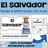El Salvador Reader {English version} & Vocab pages ~Simplified for Young Readers