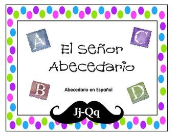 El Señor Abecedario-Part 2