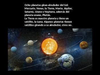 El Sistema Solar Presentacion