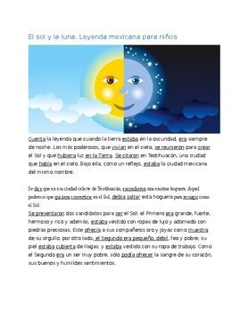 El Sol y La Luna - LEER