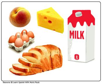 El Supermercado - la comida