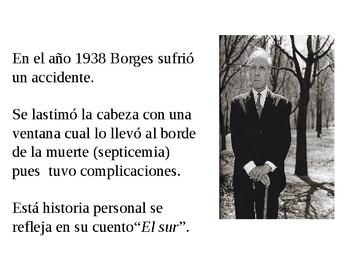 El Sur por Jorge Luis Borges