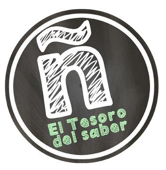 El Tesoro del saber - Credit Logo