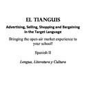 El Tianguis: Advertising, Selling, Shopping & Bargaining i