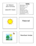 El Tiempo (The Weather) Memory Cards