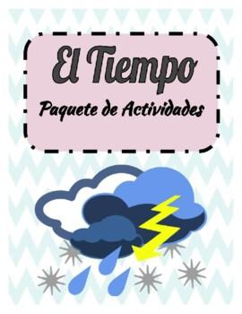 El Tiempo (Weather Packet)