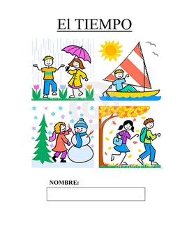 El Tiempo- Weather Spanish Unit