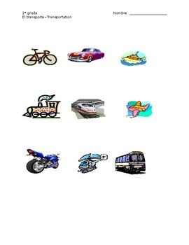 El Transporte - Transportation