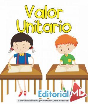 El Valor Unitario en Matemáticas