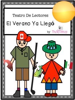 El Verano Ya Llegó  Reader's Theater Script for Intermediate Readers