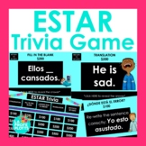 ESTAR Jeopardy-Style Trivia Game | Spanish Review Game