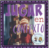 El Verbo JUGAR en Contexto * Cloze practice for the Stem C