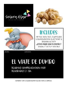 El Viaje de Dumbo - Travel Vocab & Preterite