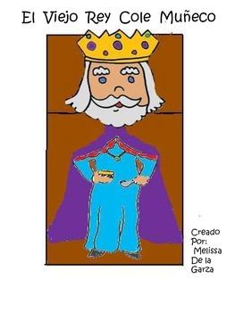 El Viejo Rey Cole Muneco Con Rima (Old King Cole)
