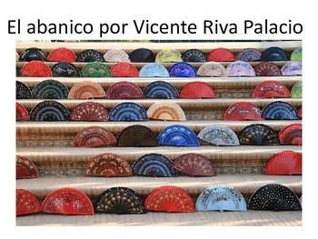 El abanico por Vicente Riva Palacio