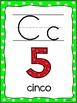 El abecedario (Spanish Alphabet Posters)