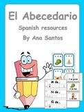 El abecedario- Spanish resources