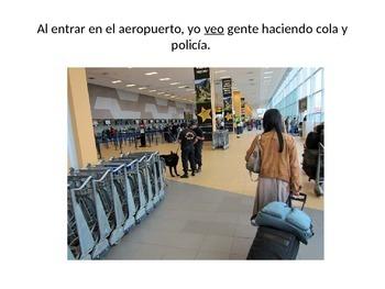 El aeropuerto- Un viaje
