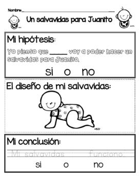El agua STEM en espanol