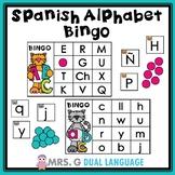 El alfabeto Spanish Alphabet Bingo Game