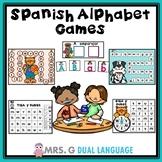 El alfabeto Spanish Alphabet Games