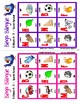El alfabeto - The Alphabet - Bingo Bilingüe - Bilingual bingo - A to O