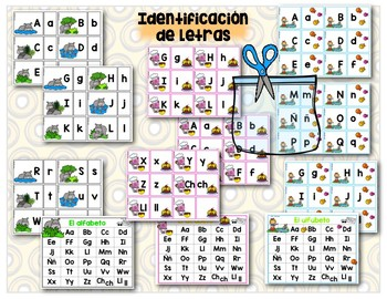 El alfabeto en acción - VERANO