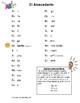 El alfabeto handout