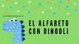 El alfabeto (the alphabet)  SMALLS CARDS