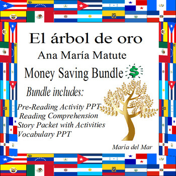 El árbol de oro por Ana María Matute Bundle