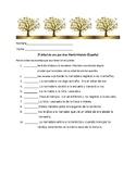 El árbol de oro por Ana María Matute (Pon en orden los eventos)