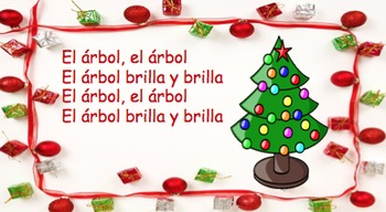 El baile de Navidad (Short Spanish Christmas Dance Song-Video)