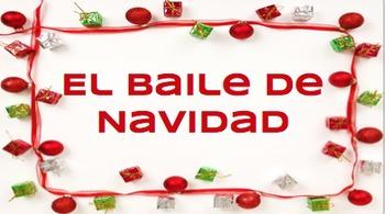 El baile de Navidad (Short Spanish Christmas Bundle)