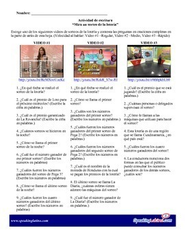 El billete by Sie7e: Spanish Song Activities to Practice Gerunds and Imperfect