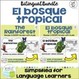 El bosque tropical ~ The Rainforest Readers {Bilingual}