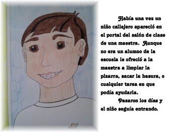 El caballito cojo - An illustrated story in Spanish - ebook - Spanish stories