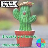 El cacto y el banco- Movie Talk Unit