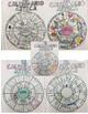 El calendario azteca