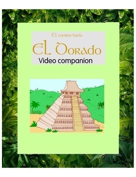 El camino hacia El Dorado – Video Companion  (All in Spanish) by Lonnie Dai Zovi